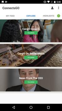 Cargill ConnectsGO screenshot 2