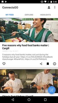 Cargill ConnectsGO screenshot 3