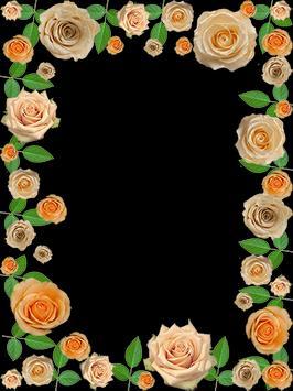 Rose Flower Photo Frames apk screenshot