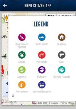 RHPD Citizen App screenshot 4