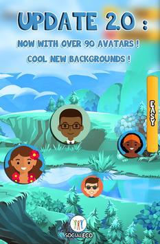 SDG Game & Quiz poster