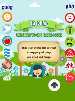 SDG Game & Quiz screenshot 2