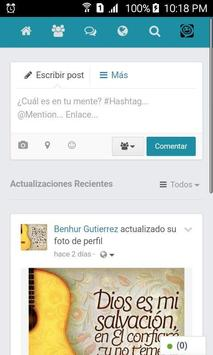 SocialFace screenshot 1