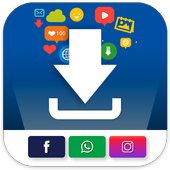 Social Files Downloader icon