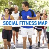 Socialfitnessmap icon