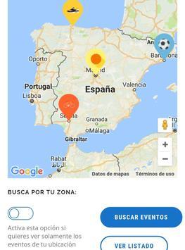 Socialfitnessmap apk screenshot