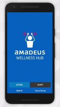 Amadeus Wellness Hub poster