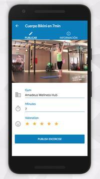 Amadeus Wellness Hub apk screenshot