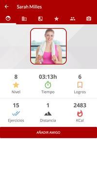 Golden Training screenshot 4