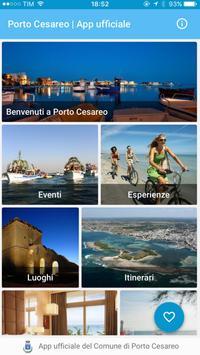 Porto Cesareo   App ufficiale poster