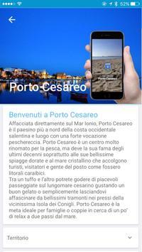 Porto Cesareo   App ufficiale screenshot 1