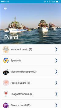 Porto Cesareo   App ufficiale screenshot 2