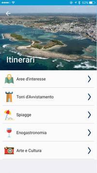 Porto Cesareo   App ufficiale screenshot 4