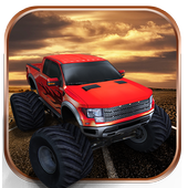 Crazy RC Monster Truck Racing icon