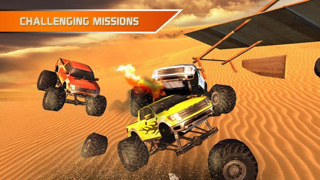 Crazy RC Monster Truck Racing apk screenshot