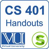 CS401 Handouts icon