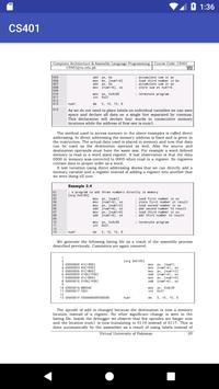 CS401 Handouts apk screenshot