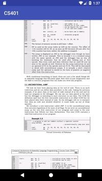CS401 Handouts screenshot 16