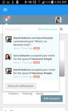 Social+ screenshot 2