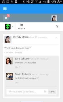 Social+ screenshot 3