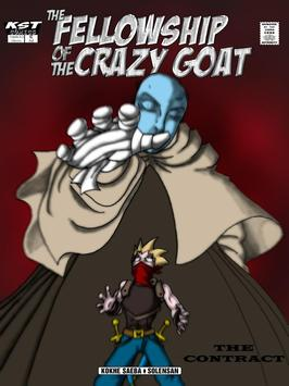 Fellowship of The Crazy Goat 2 poster