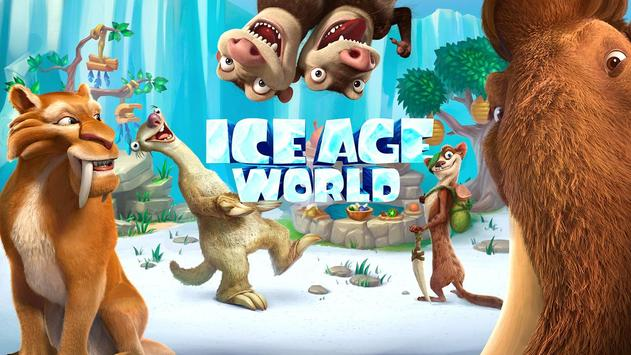 Ice Age World poster