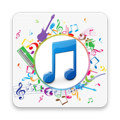MP3 Downloaded Music Player icon