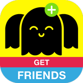 Friends For Snapchat icon