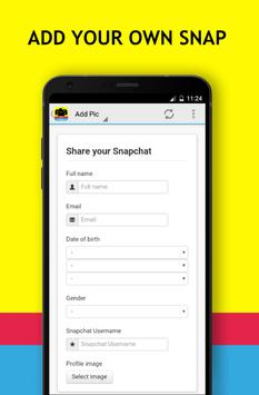 Friends For Snapchat apk screenshot