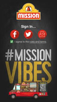 Mission Vibes poster