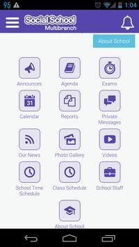 Social School Multibranch screenshot 1