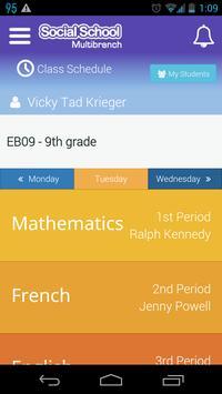 Social School Multibranch screenshot 6