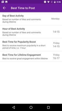 Tracker for Instagram followers & unfollowers apk screenshot
