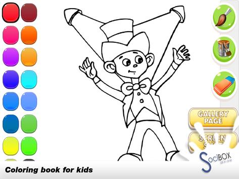 Magic Coloring Book poster