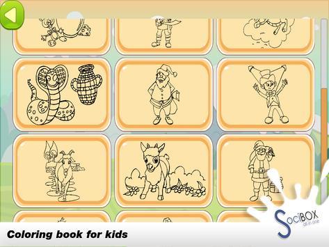 Magic Coloring Book screenshot 2