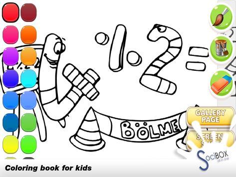 Numbers Coloring Book screenshot 8