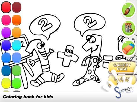 Numbers Coloring Book screenshot 9