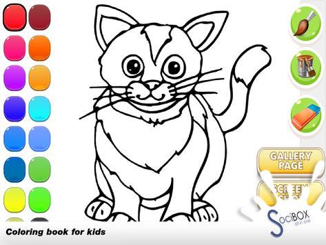 Animals Coloring Book screenshot 13