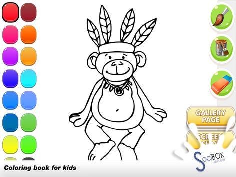 Animals Coloring Book screenshot 4