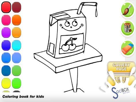 Coloring Book Drink screenshot 5