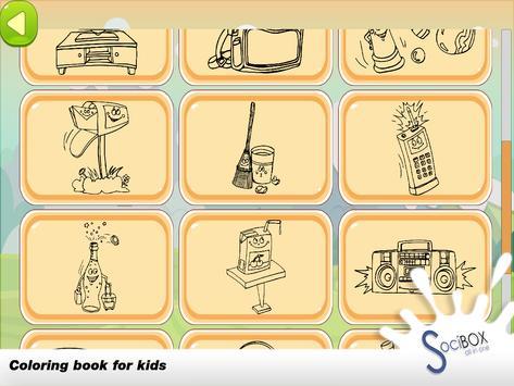 Coloring Book Drink screenshot 6