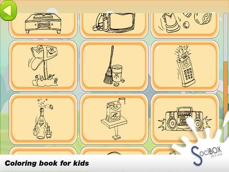Coloring Book Drink screenshot 2