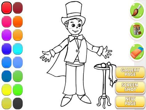 Play Children Coloring Book apk screenshot