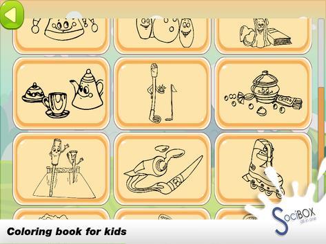 Sugar Coloring Book apk screenshot