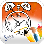 Watches Coloring Book icon
