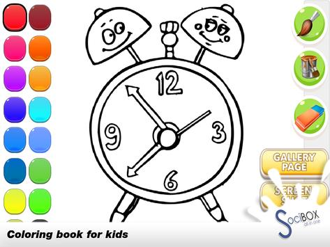 Watches Coloring Book poster