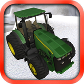 Tractor Kids Game icon