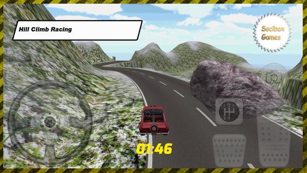 roadster red car game screenshot 10