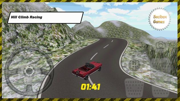 roadster red car game screenshot 2