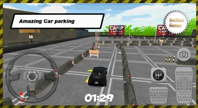 Extreme Luxury Parking screenshot 3